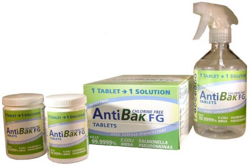 AntiBak FG Tablets